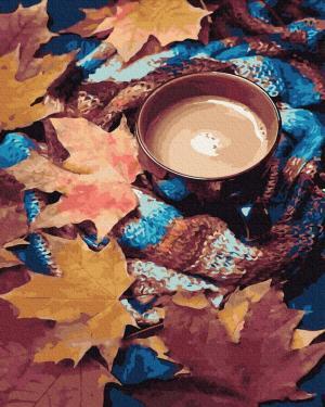 Картины по номерам Зігріваюче какао