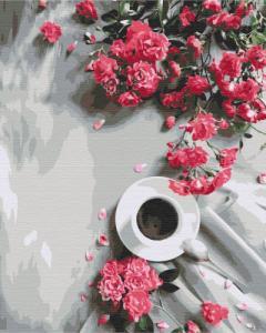 Картины по номерам Гармония ароматов