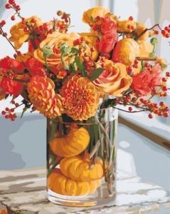 Картины по номерам Осенняя гармония