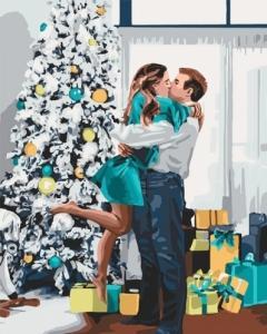 Картины по номерам Новогоднее настроение