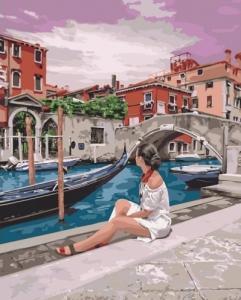 Картины по номерам Удивительная Венеция