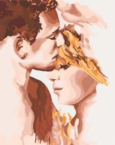 Картины по номерам Идеальная пара