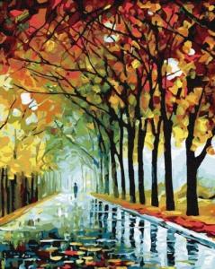 Картины по номерам Живописная осень
