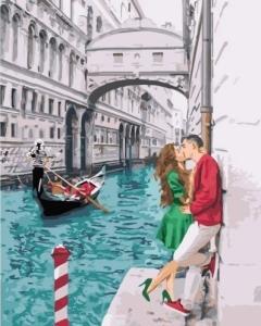 Картины по номерам Страсть по-итальянски
