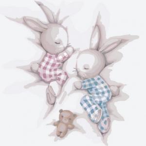Картины по номерам Сладкие сны 2