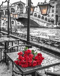 Картины по номерам Розы Венеции