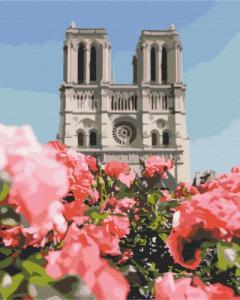 Картины по номерам Собор Парижской Богоматери