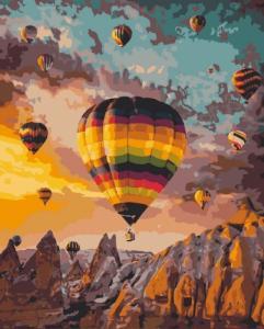 Воздушные шарыКаппадокии
