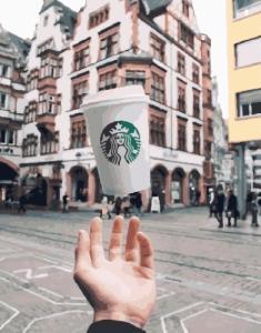 Картины по номерам Магия кофе