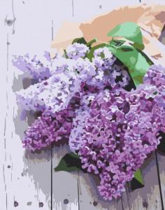 Картины по номерам Дыхание весны