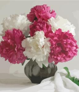 Картины по номерам Непревзойденный цветок