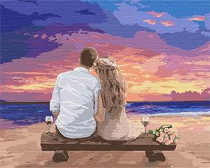 Картины по номерам Люби меня