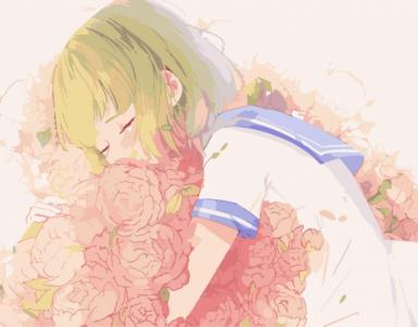 Картины по номерам Цветочная любовь