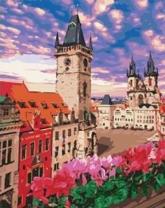 Картины по номерам Невероятная Прага