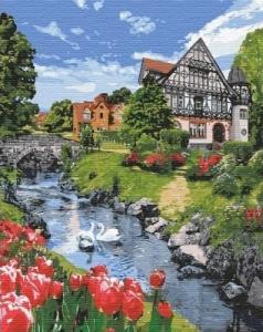 Картины по номерам Волшебный пейзаж