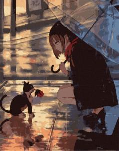 Картины по номерам Вечер для двоих