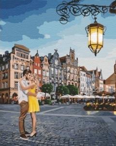 Картины по номерам Свидание в Гданьске