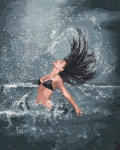 Картины по номерам Владычица моря