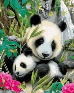 Малыш панда