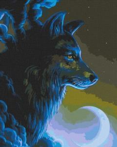 Картины по номерам Дух ночи