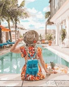 Картины по номерам Волшебное Бали