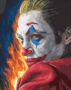 Картины по номерам Джокер
