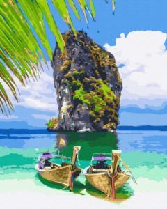 Картины по номерам Чудеса Тайланда