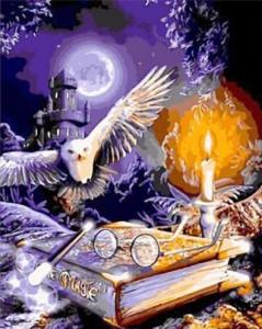 Гарри Поттер Сова и книга