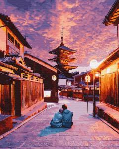 Картины по номерам Романтика в Киото