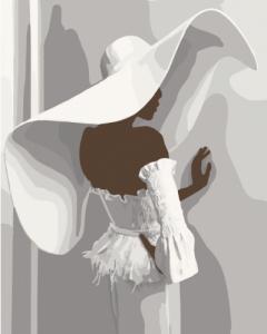 Картины по номерам Госпожа из Эфиопии