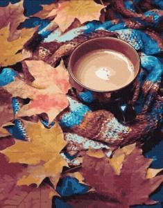 Картины по номерам Согревающее какао