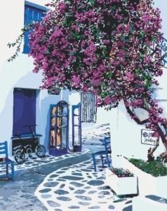 Картины по номерам Солнечная Греция