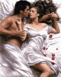 Картины по номерам Романтичное утро