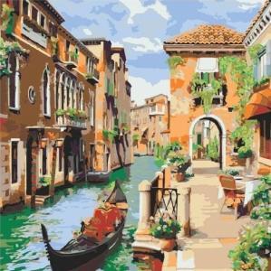 Картины по номерам Венецианское утро