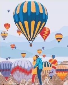 Картины по номерам Воздушные мечты