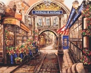 Картины по номерам Passage