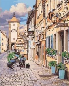 Картины по номерам Сказочная Бавария