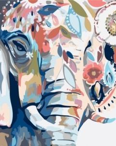 Картины по номерам Восточные краски