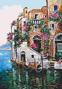 Картины по номерам Цвета Тосканы
