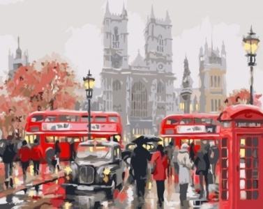 Утро в Лондоне