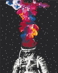 Картины по номерам Открытый космос