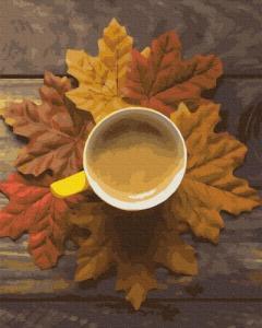 Картины по номерам Осеннее какао