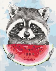 Картины по номерам Летние вкусняшки