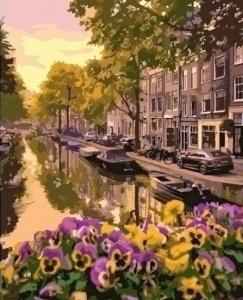 Картины по номерам Амстердам