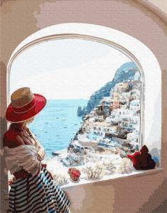 Картины по номерам Вид на Сицилию
