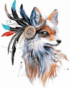 Картины по номерам Помощник шамана