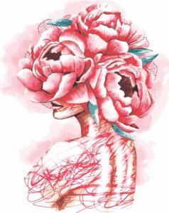 Картины по номерам Цветочные мечты