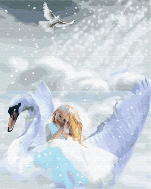 Картины по номерам Крылатые мечты