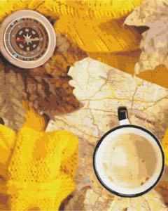 Картины по номерам Флетлей осеннего путешественника