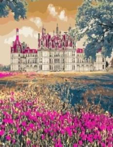 Картины по номерам Сказочный дворец